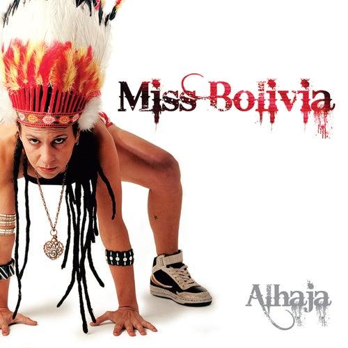 Alhaja de Miss Bolivia