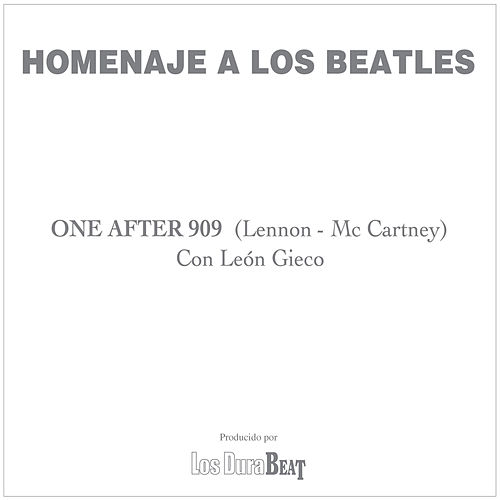 One After 909 (The Beatles) de Leon Gieco