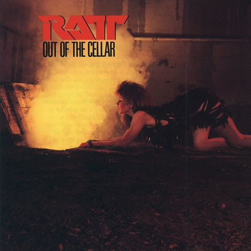Out Of The Cellar von Ratt