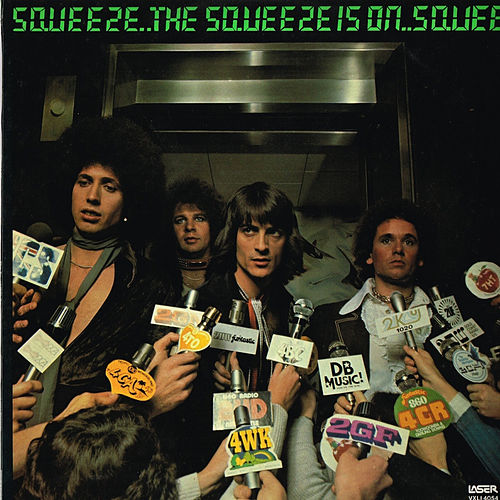 The Squeeze Is On de Squeeze