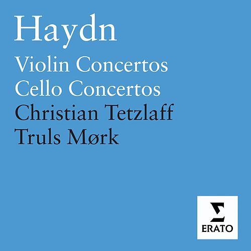 Haydn: Violin & Cello Concertos by Christian Tetzlaff