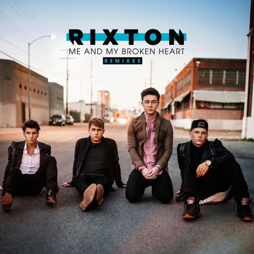 Me And My Broken Heart de Rixton