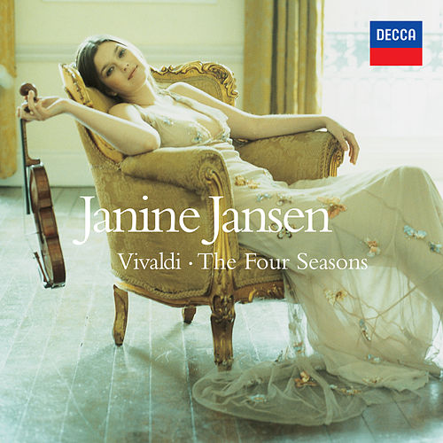 Vivaldi: The Four Seasons von Janine Jansen