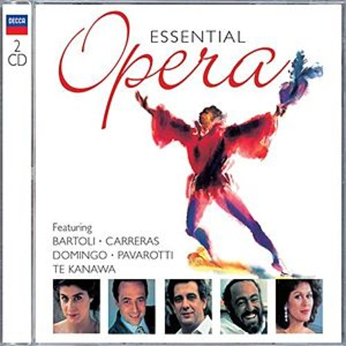 Essential Opera di Various Artists