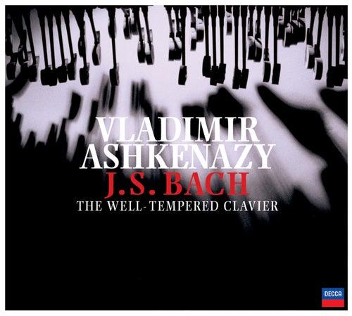 Bach, J.S.: Das Wohltemperierte Klavier von Vladimir Ashkenazy