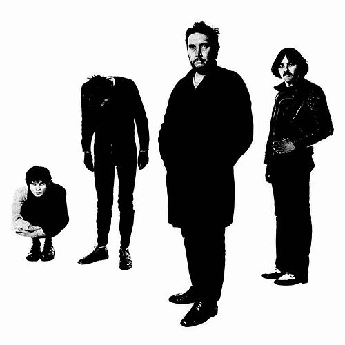 Black And White de The Stranglers