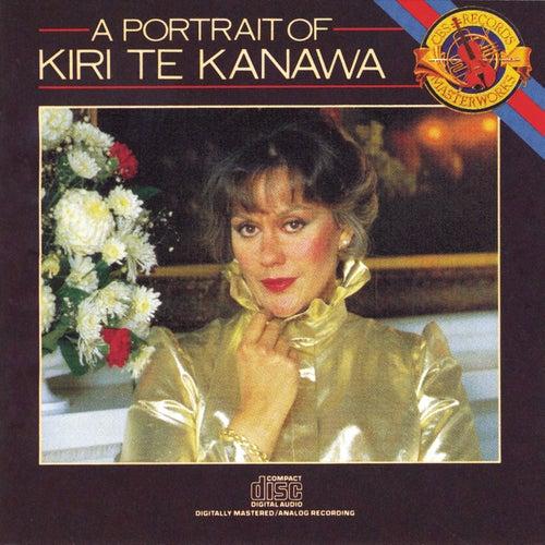 A Portrait of Kiri Te Kanawa by Dame Kiri Te Kanawa