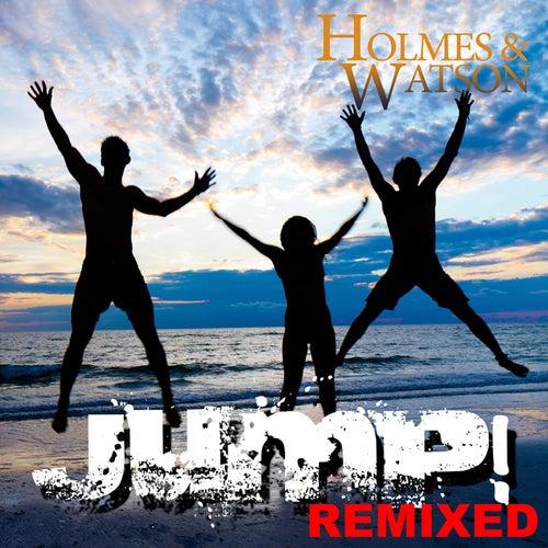 Jump von Holmes & Watson
