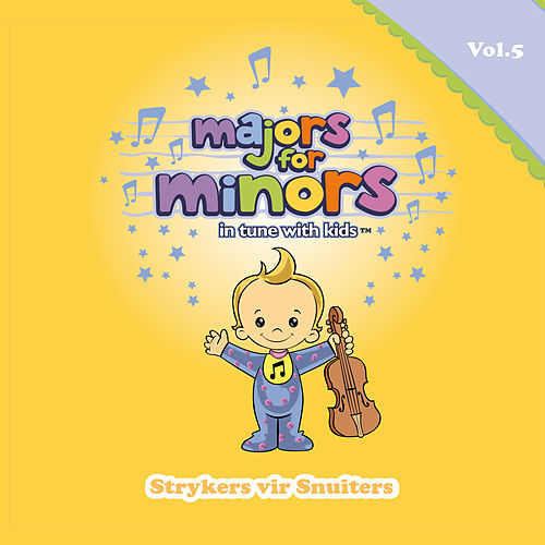 Strykers vir Snuiters by Majors for Minors