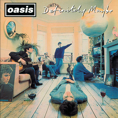 Definitely Maybe (Deluxe Edition Remastered) de Oasis