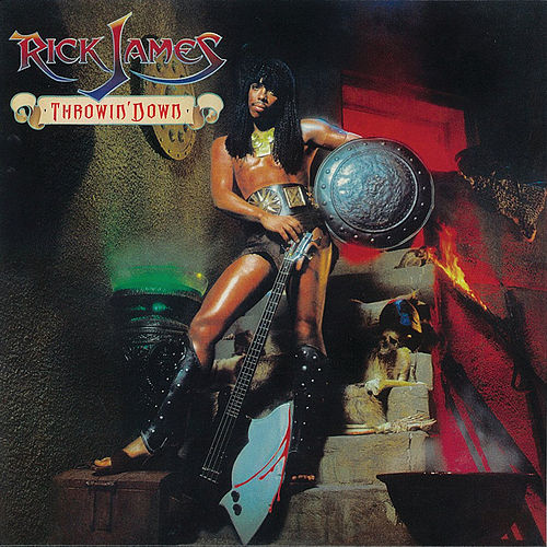 Throwin' Down (Expanded Edition) by Rick James