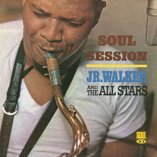 Soul Session de Junior Walker