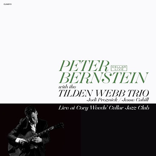 Live @ Cory Weed's Cellar Jazz Club by Peter Bernstein