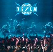 Five Man Acoustical Jam by Tesla
