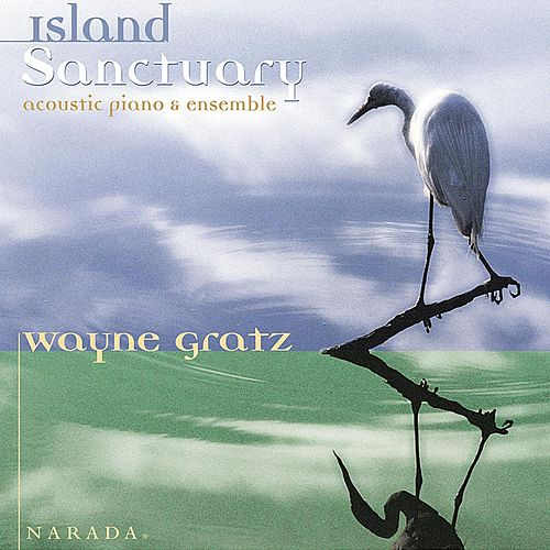 Island Sanctuary by Wayne Gratz
