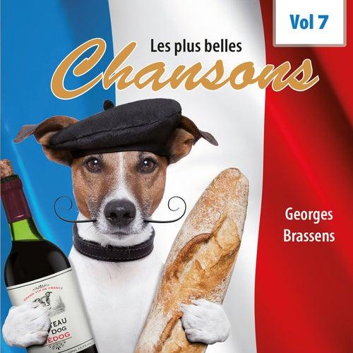 Les plus belles chansons, Vol. 7 de Georges Brassens