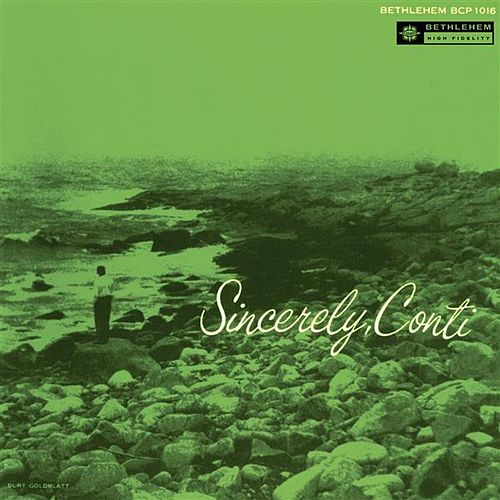 Sincerely, Conti (Remastered 2014) von Conte Candoli