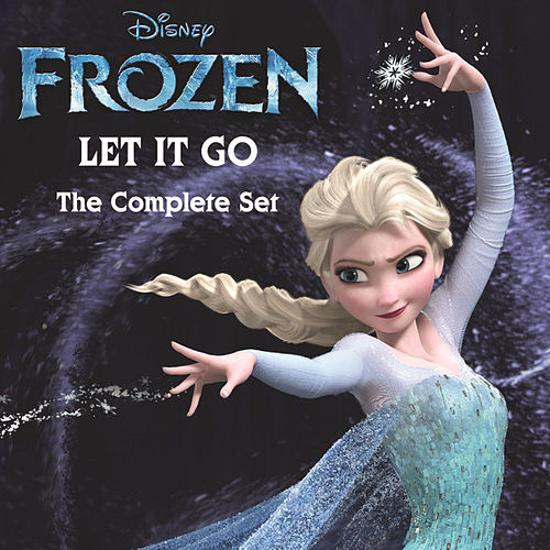 "Let It Go The Complete Set (From ""Frozen"") by Various Artists"
