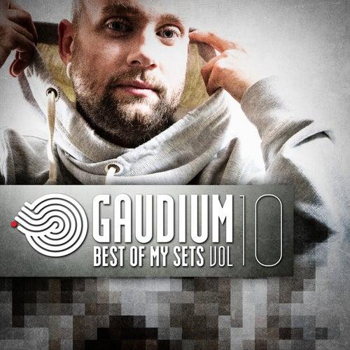 Gaudium - Best of My Sets, Vol. 10 von Various Artists