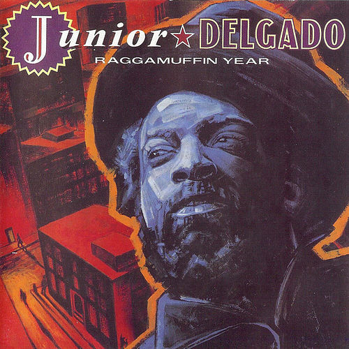 Raggamuffin Year by Junior Delgado