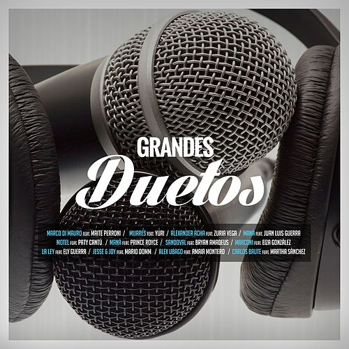Grandes Duetos von Various Artists