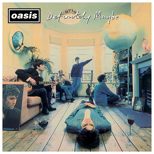 Definitely Maybe (Remastered) de Oasis