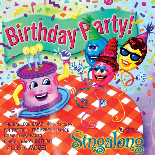 Birthday Party! Singalong de Music For Little People Choir