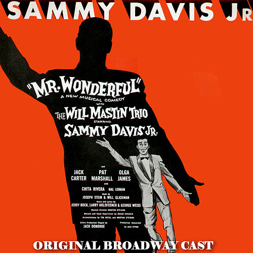 Mr. Wonderful (Original Broadway Cast) by Sammy Davis, Jr.
