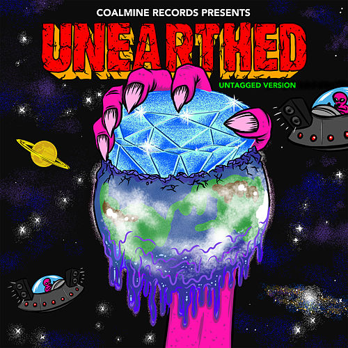 Coalmine Records Presents: Unearthed (Untagged Deluxe Edition) by Various Artists