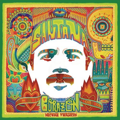 Corazón - Deluxe Version de Santana