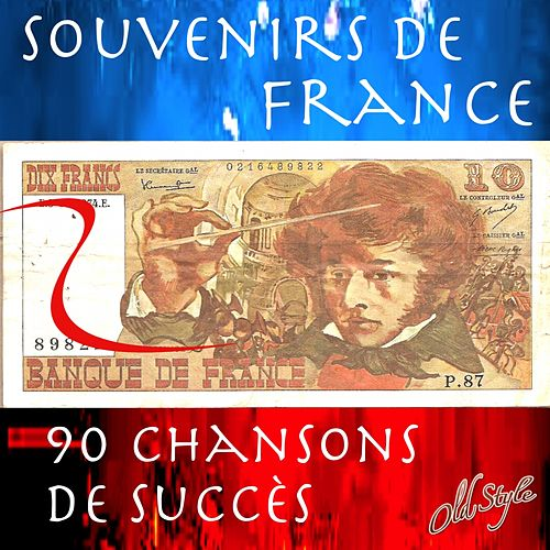 Souvenirs de France (90 chansons de succès) von Various Artists