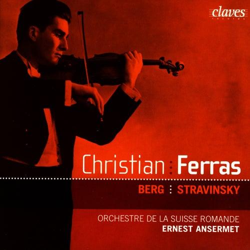 Christian Ferras: Berg & Stravinsky von Christian Ferras