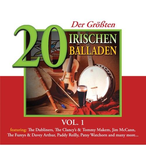 20 der Größten Irischen Balladen, Vol. 1 by Various Artists