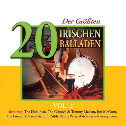 20 der Größten Irischen Balladen, Vol. 2 by Various Artists