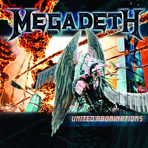 United Abominations by Megadeth