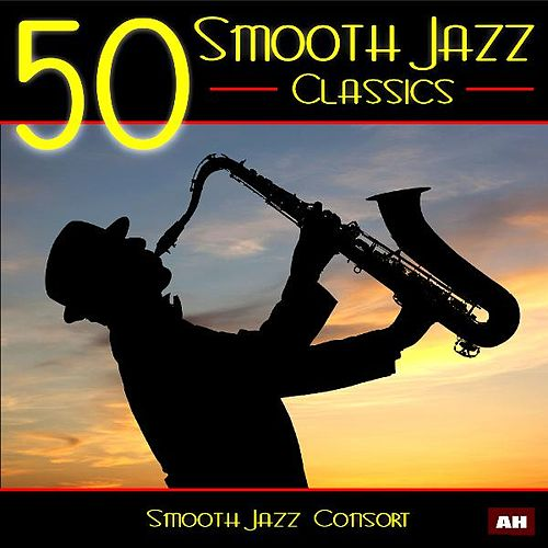 50 Smooth Jazz Classics by Lounge Cafe