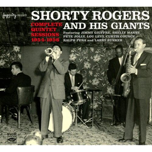 Complete Quintet Sessions (1954-1956) de Shorty Rogers