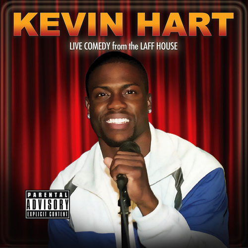 Live Comedy From The Laff House de Kevin Hart