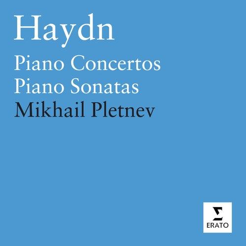 Haydn - Piano Concertos & Sonatas by Mikhail Pletnev