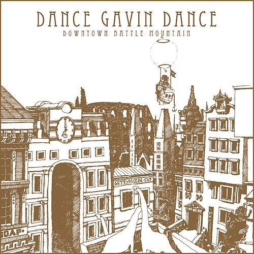 Downtown Battle Mountain von Dance Gavin Dance