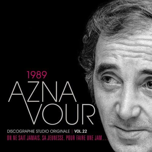 Vol.22 - 1989 Discographie Studio Originale de Charles Aznavour