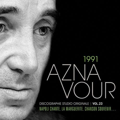 Vol.23 - 1991 Discographie Studio Originale de Charles Aznavour