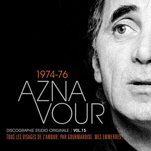Vol.15 - 1974/76 Discographie Studio Originale de Charles Aznavour