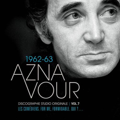 Vol.7 - 1962/63 Discographie Studio Originale de Charles Aznavour