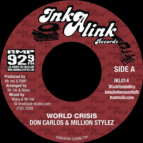 World Crisis (Inkalink Allstars) von Million Stylez