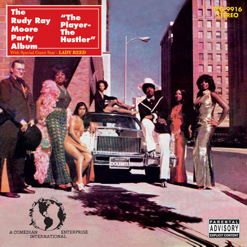 The Player The Hustler  by Rudy Ray Moore