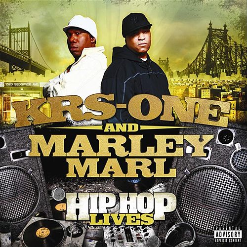 Hip Hop Lives de KRS-One