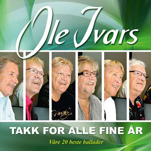 Takk for alle fine år by Ole Ivars