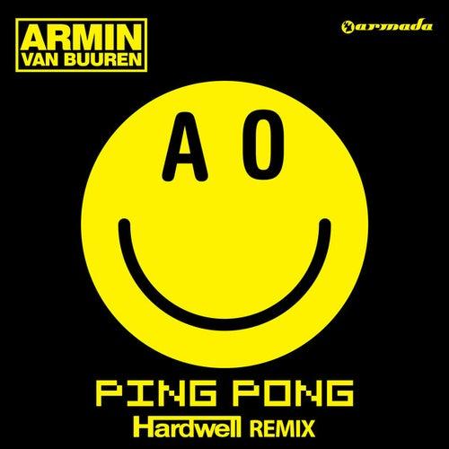 Ping Pong (Hardwell Remix) de Armin Van Buuren
