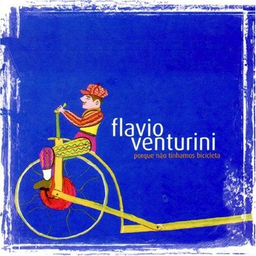 Porque não tínhamos bicicleta de Flavio Venturini